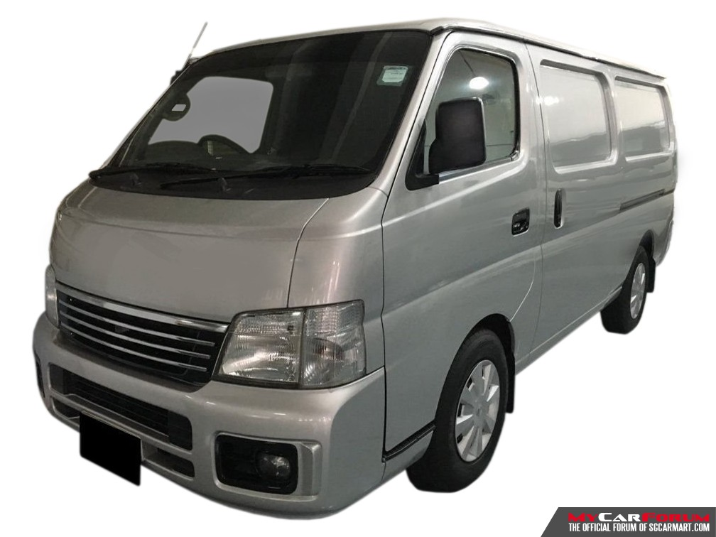 Nissan Urvan Euro 2 (For Rent)