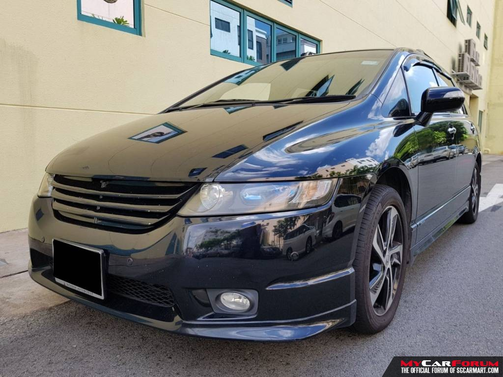 Honda Odyssey 2.4A (For Rent)