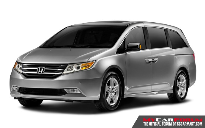 Honda Odyssey 2.4 Auto (For Lease)