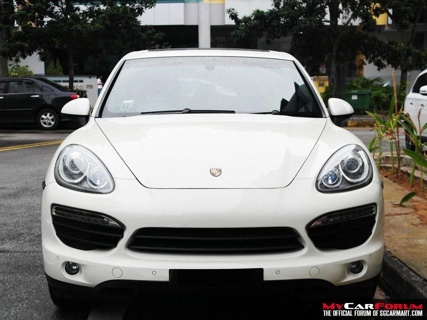 Porsche Cayenne (For Lease)