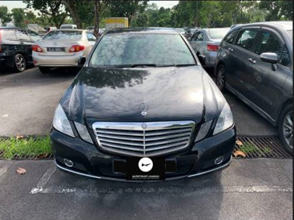 Mercedes-Benz E250 (For Rent)