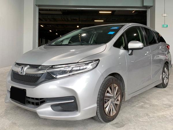 Honda Shuttle (For Rent)