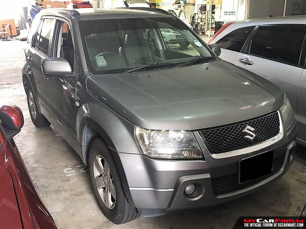 Suzuki Vitara 2.0A (For Lease)