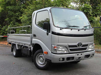 10 FT Toyota Dyna Euro 2 (For Lease)
