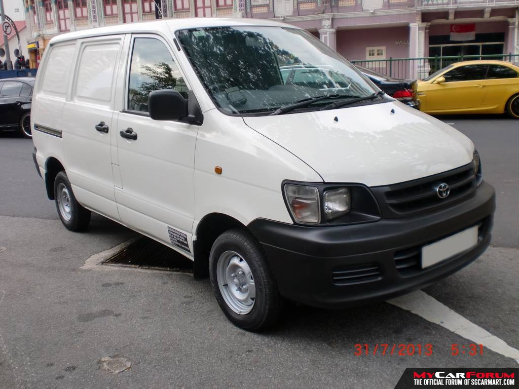 Toyota Liteace 5DR (For Lease)