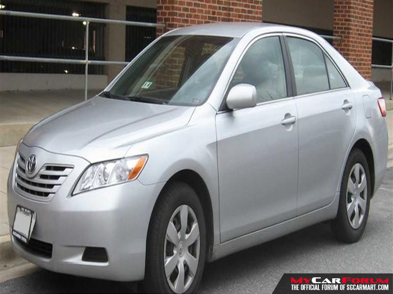 Toyota Camry (For Rent)