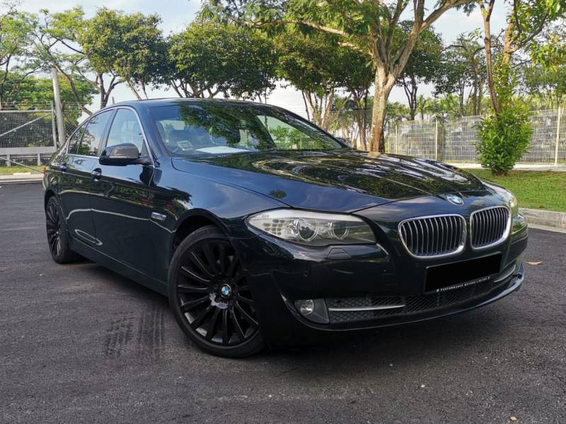 BMW 523i (For Rent)