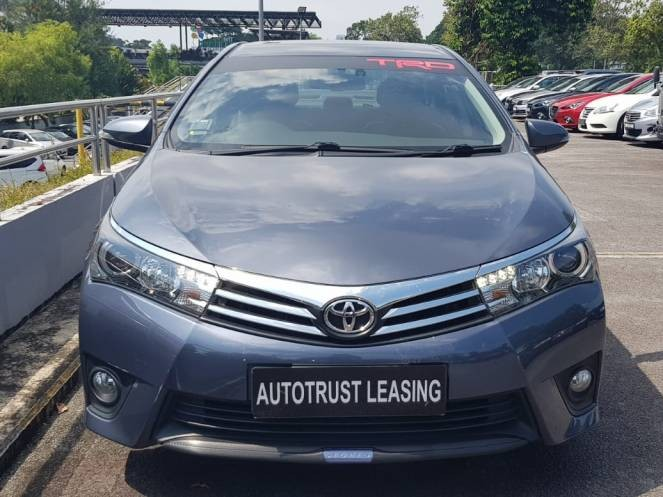Toyota Corolla Altis Elegance 1.6 (For Lease)