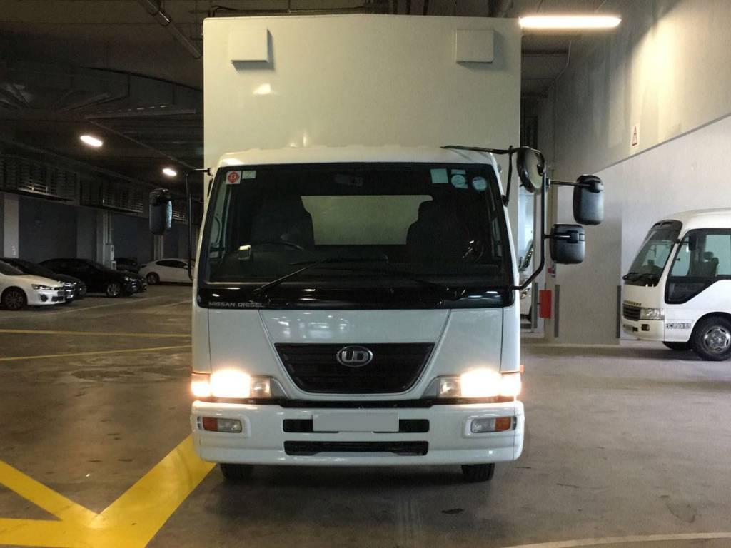 Nissan MKB37BNHRA (For Lease)