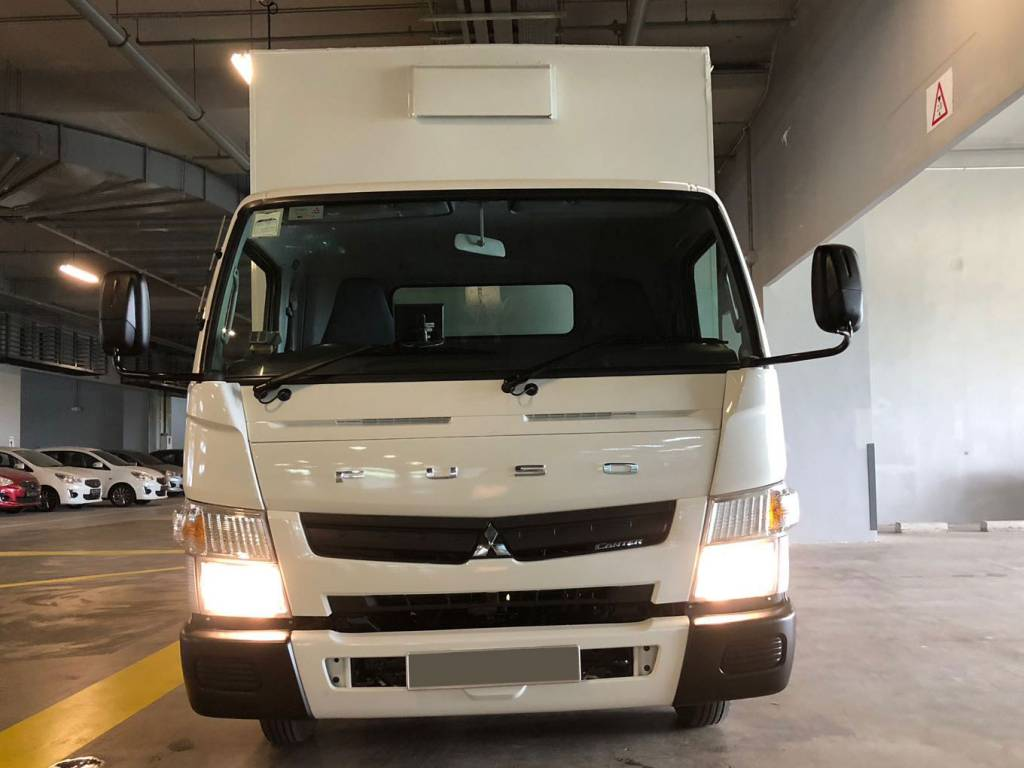Mitsubishi Canter 14FT (For Lease)