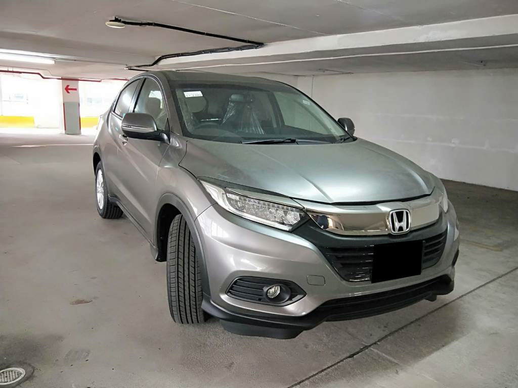 Honda Vezel (Brand New For Rent)