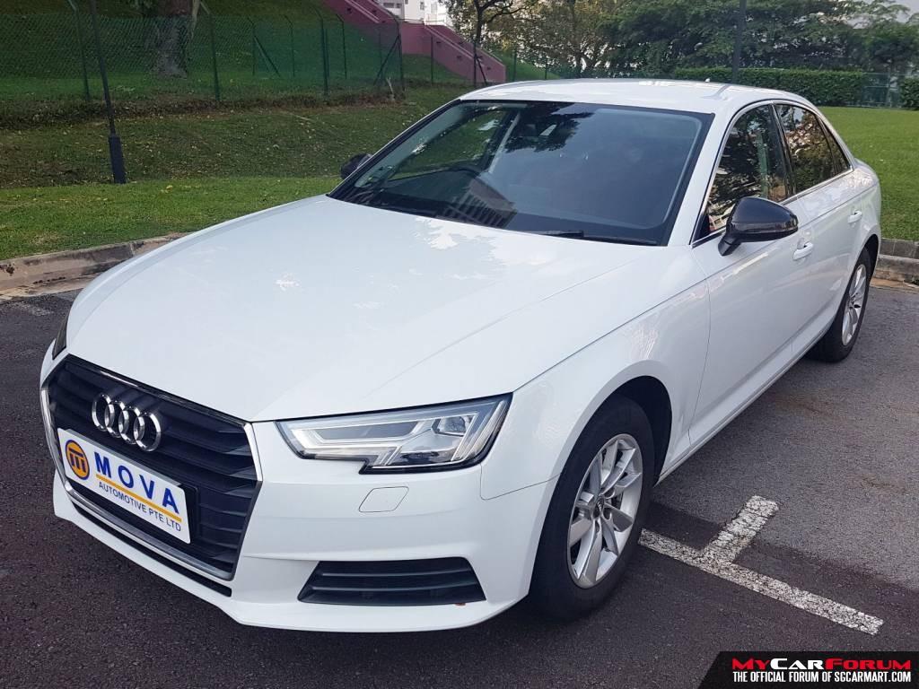 Audi A4 1.4 TSI (For Lease)