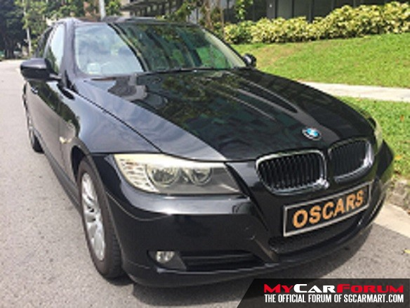 BMW 3 Series 318i (For Lease)