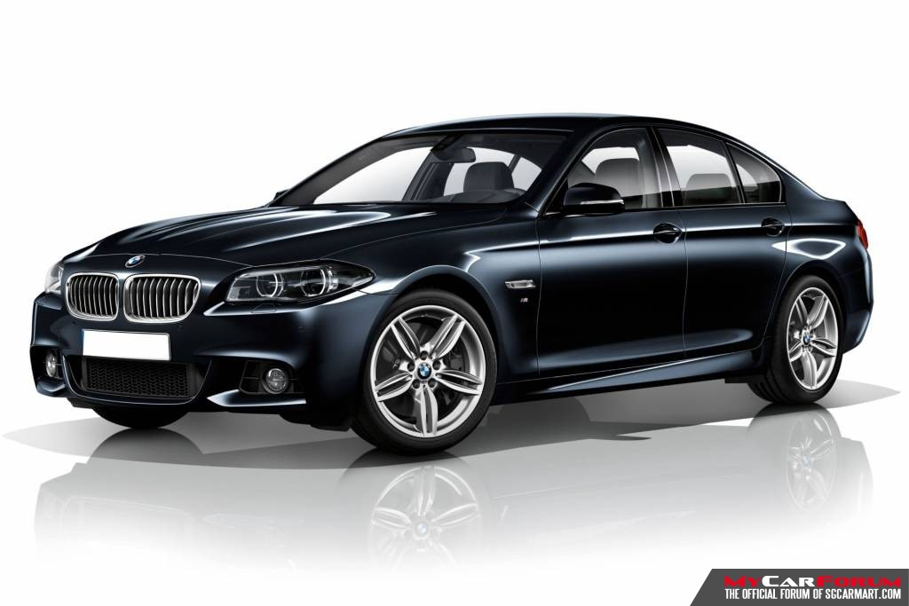 BMW 520i (For Lease)