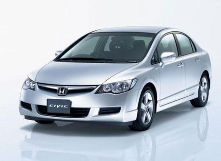 Honda Civic (For Rent)