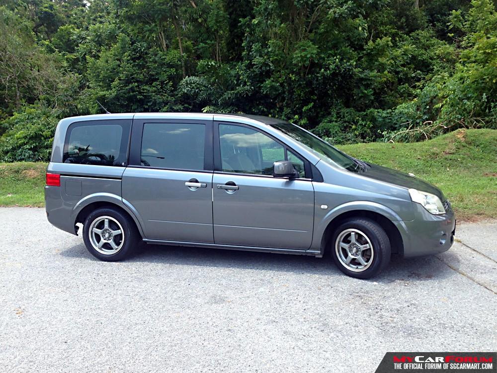 Nissan Lafesta 2.0A (For Lease)