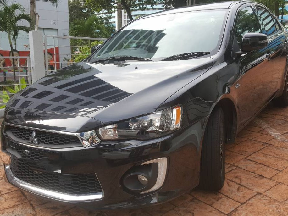 Mitsubishi Lancer EX (For Rent)