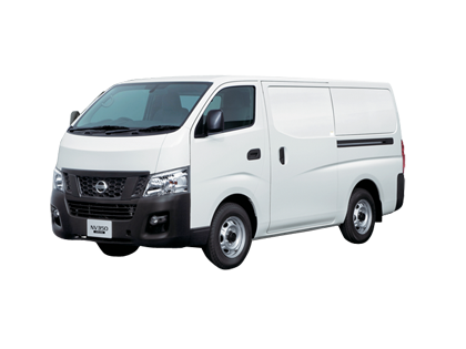 Nissan NV350 (For Rent)