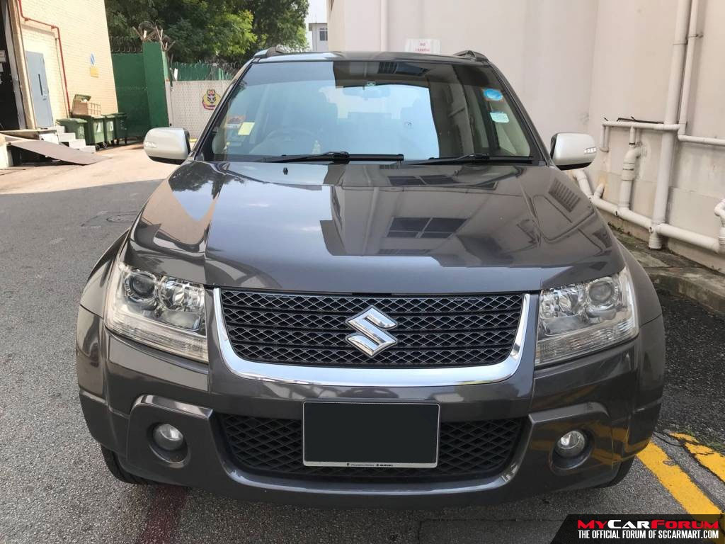 Suzuki Grand Vitara (For Rent)