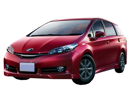 Toyota Wish 1.8L (For Rent)