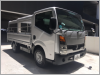 Nissan Cabstar With Canopy (For Rent)