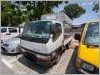 Mitsubishi Canter with High Canopy (For Rent)
