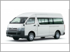 Toyota Hiace Mini Bus (With Chauffeur Driven)