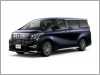 Toyota Alphard (With Chauffeur Driven Limousine)