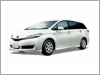 Toyota Wish (For Rent)