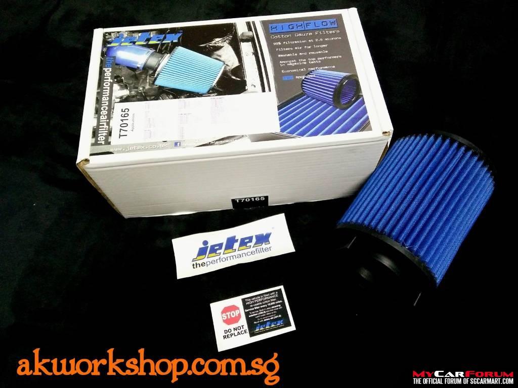 Jetex Continental Cars Air Filter