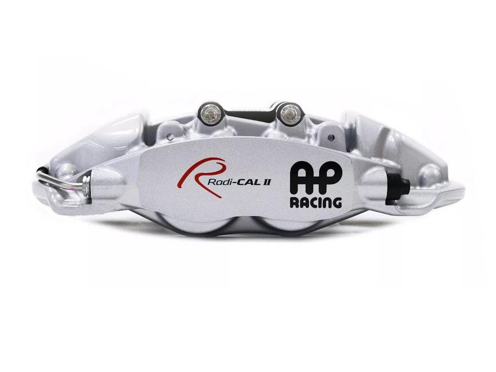 AP Racing CP9540 Silver Radical II 4 Pot Brake Caliper