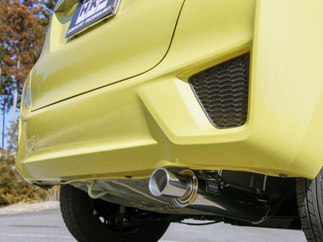 HKS Hi-Power Muffler Exhaust System