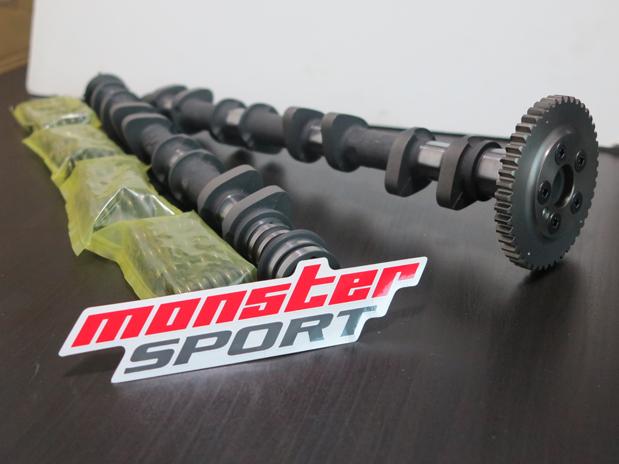 Monster Sport High Flow Camshaft