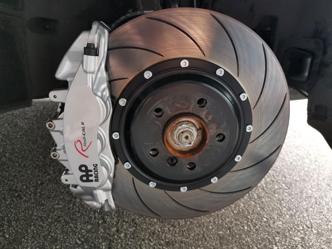 AP Racing Brake Kit (6 Piston)