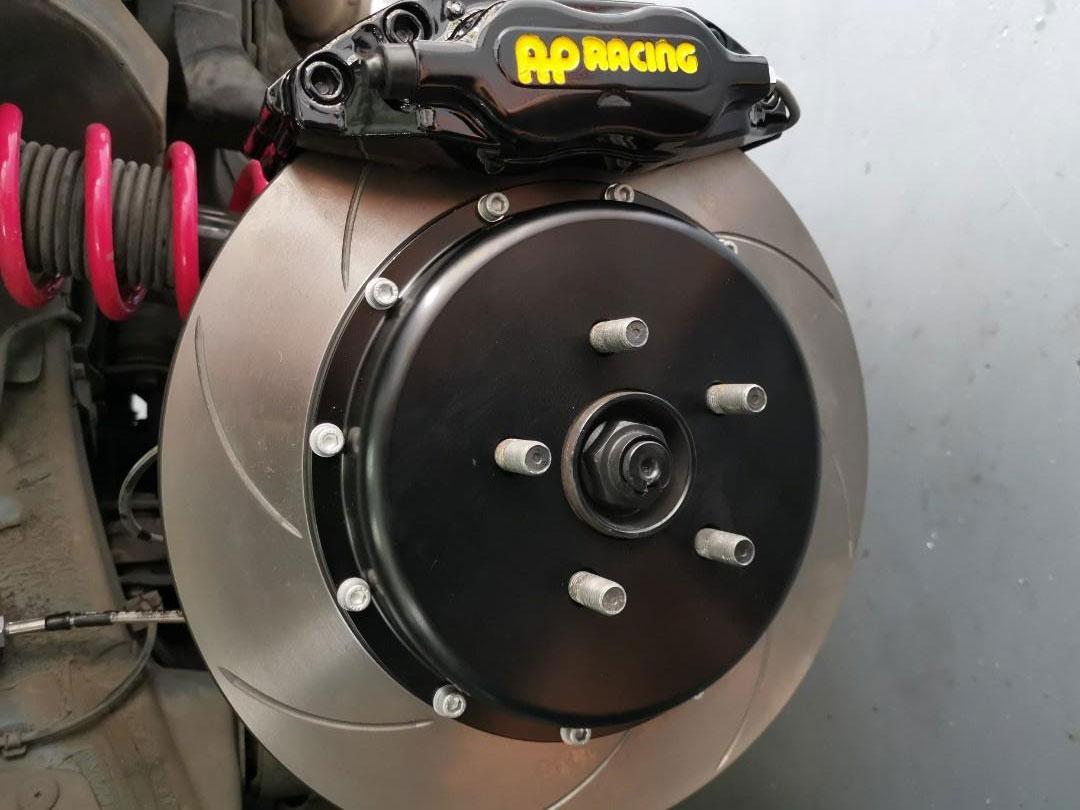 AP Racing Brake Kit (4 Piston)