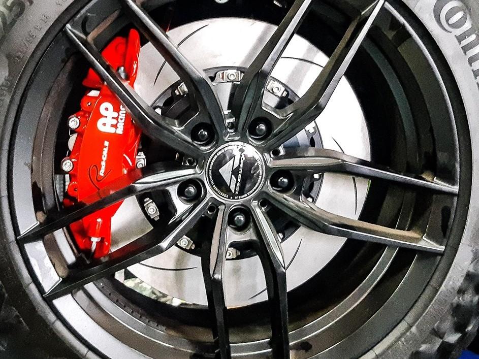 AP Racing AP8540 Radical 4-Pot Series 330mm / 355m BBK Big Brake Kit