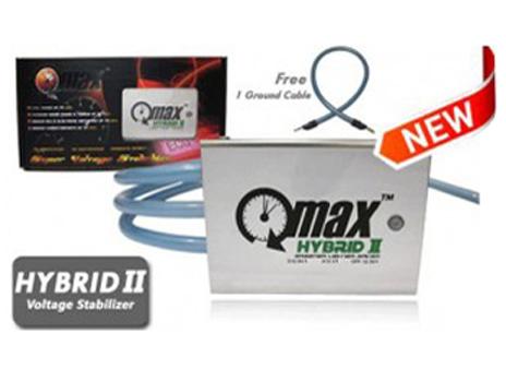 Qmax Hybrid II Car Voltage Stabilizer