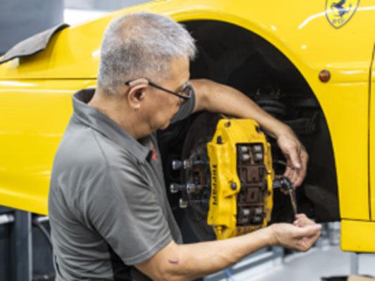 Brembo Ferrari F430 Big Brake Kit Full Set