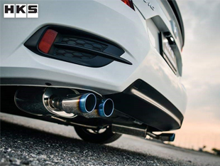 HKS Exhaust System For Most Japanese Cars*