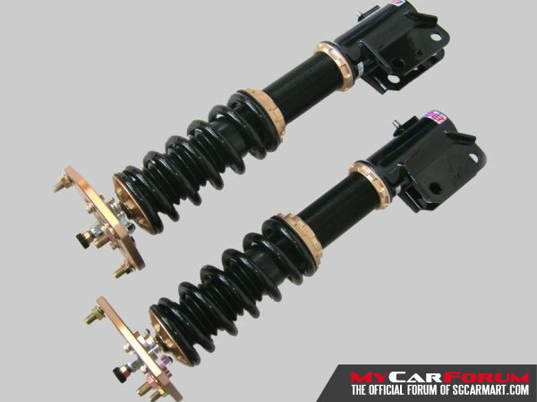 BC Racing BR Coilover