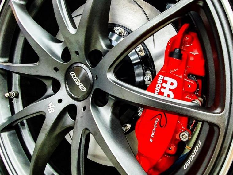 AP Racing AP8520 Radical 6-Pot Series BBK Brake Kit