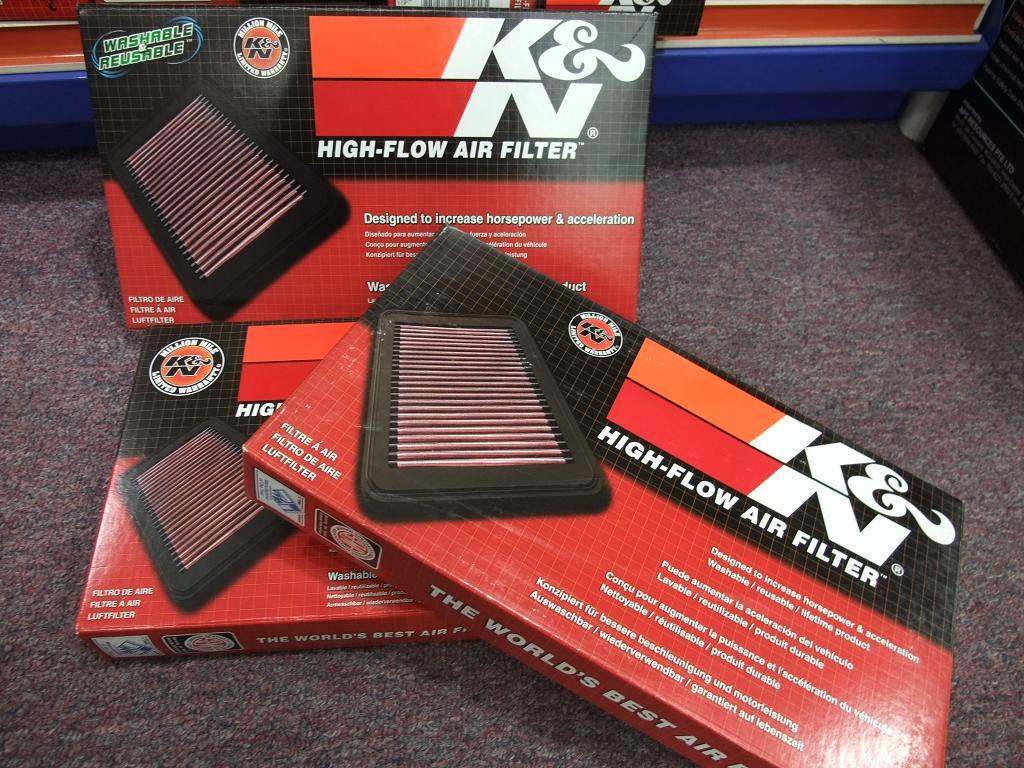 K & N High Flow Air Filter