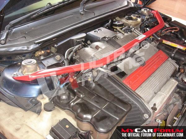 Fiat Coupe Ultra Racing Strut Bar