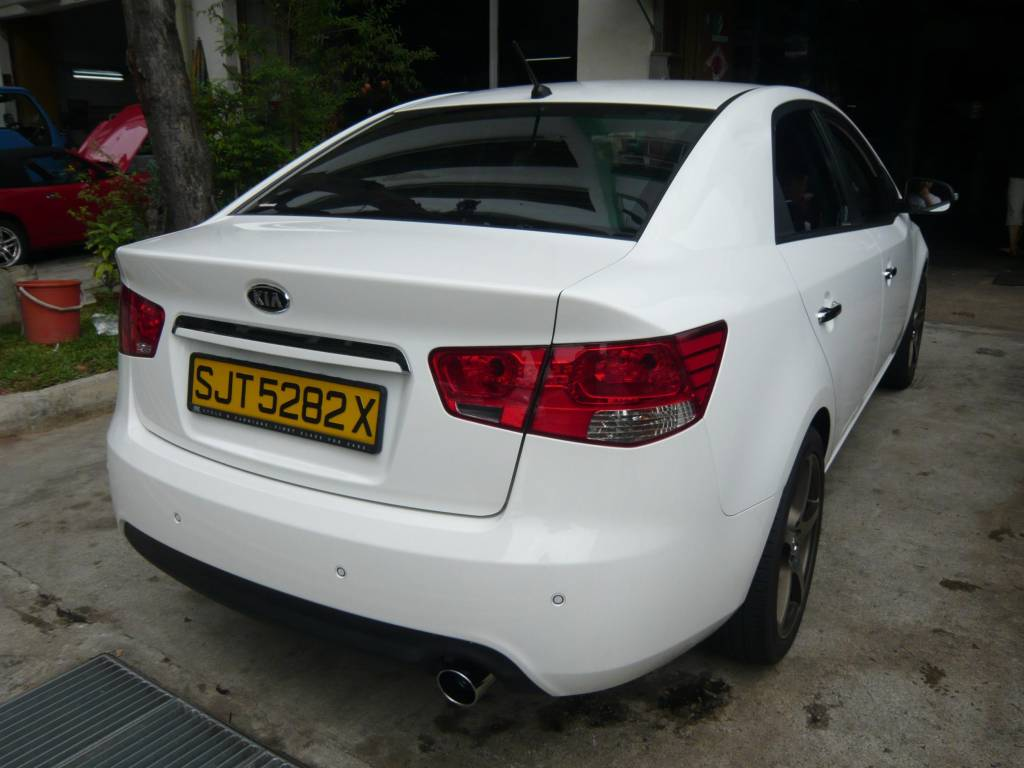 Supersprint Exhaust System For Sale | sgCarStore