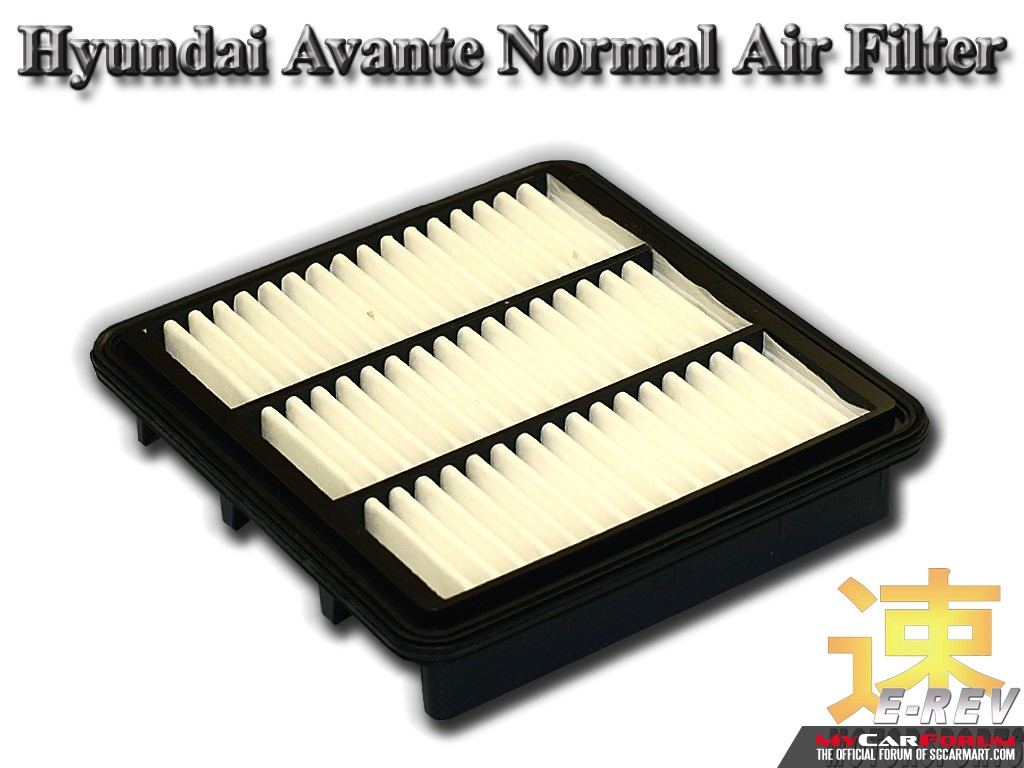 Hyundai Avante Air Filter