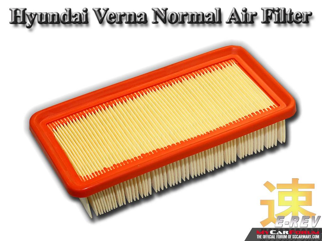 Hyundai Verna Air Filter