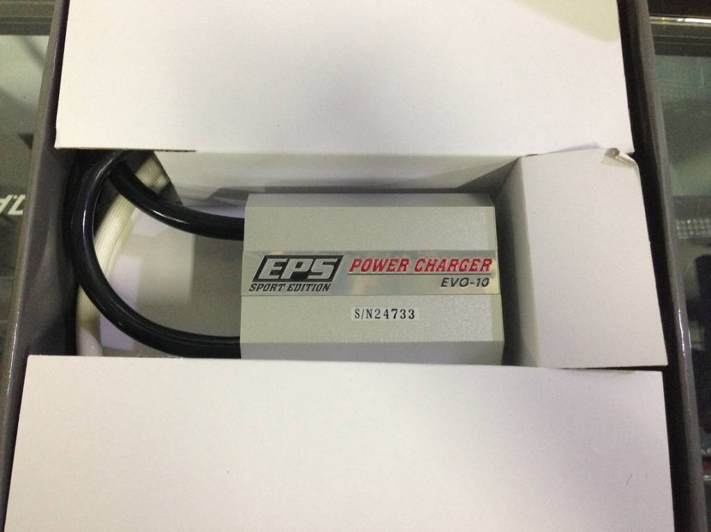 EPS Evo 10 Power Charger For Japanese / Korean / Continental Vehicle