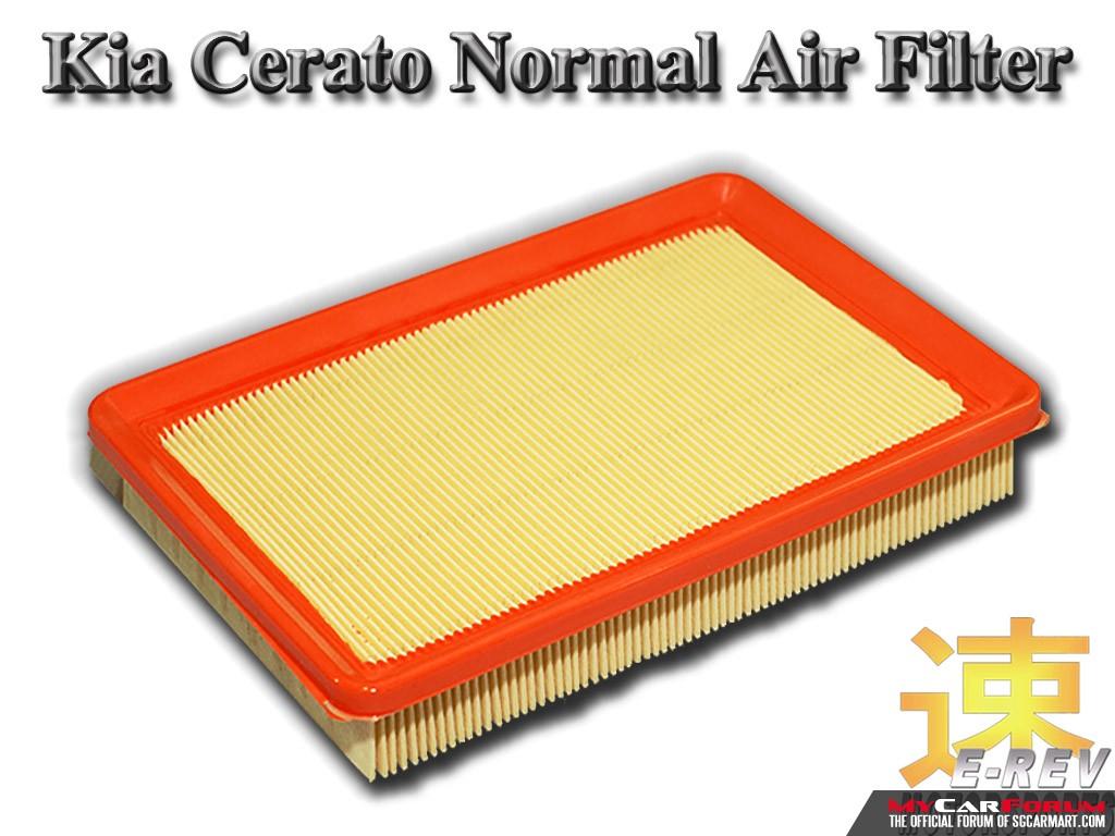 Kia Cerato Air Filter