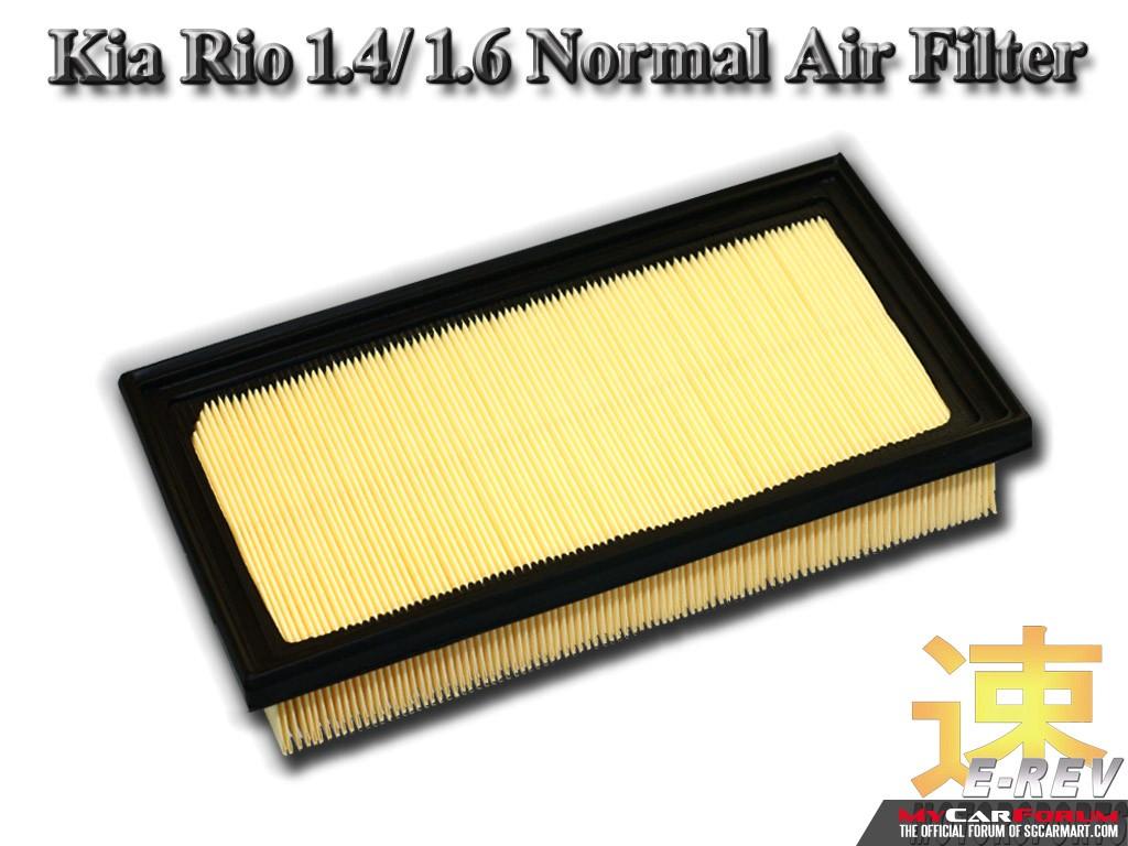 Kia Rio Air Filter