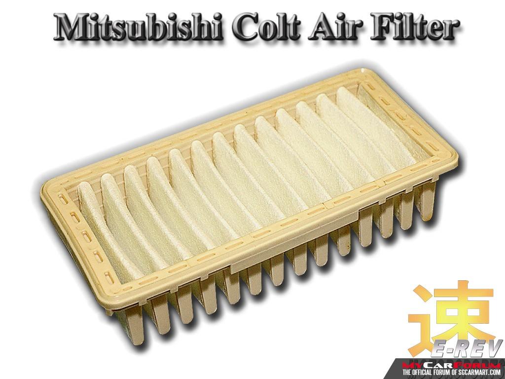 Mitsubishi Colt Air Filter